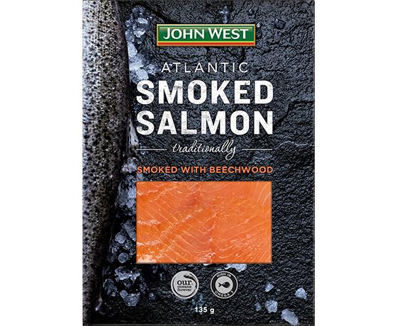 Atlantic Smoked Salmon
