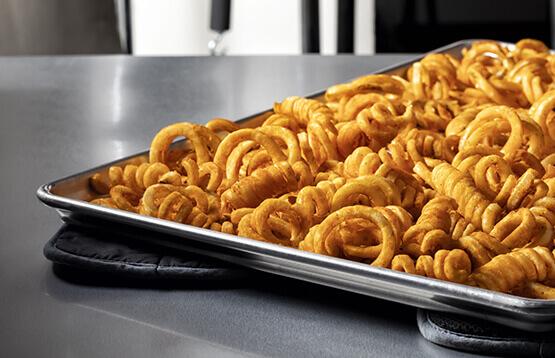 Simplot Seasoned Crisp Loops