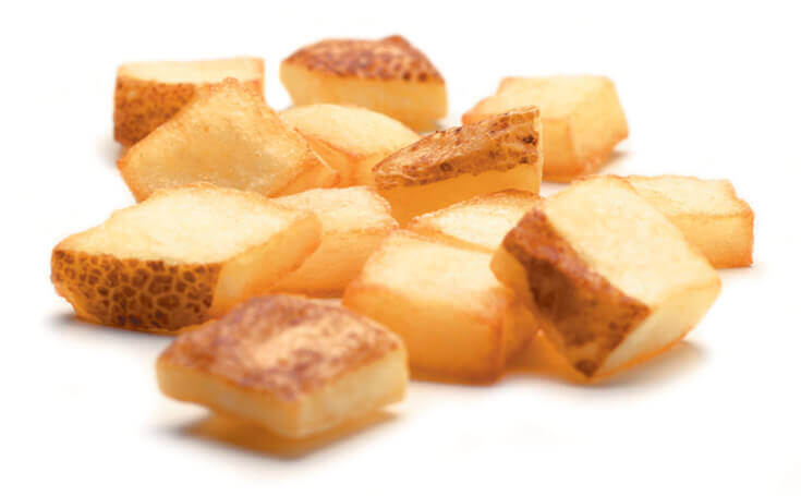 Diced Potatoes Image