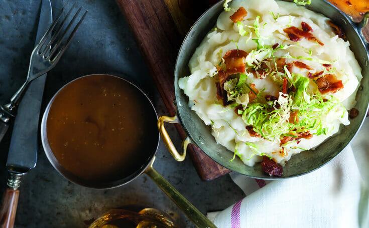 Mashed Potatoes Image
