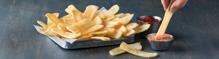 Conquest® Crispy Potato Strips