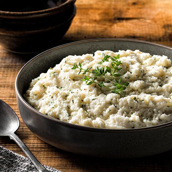 Creamy Cauliflower Mash