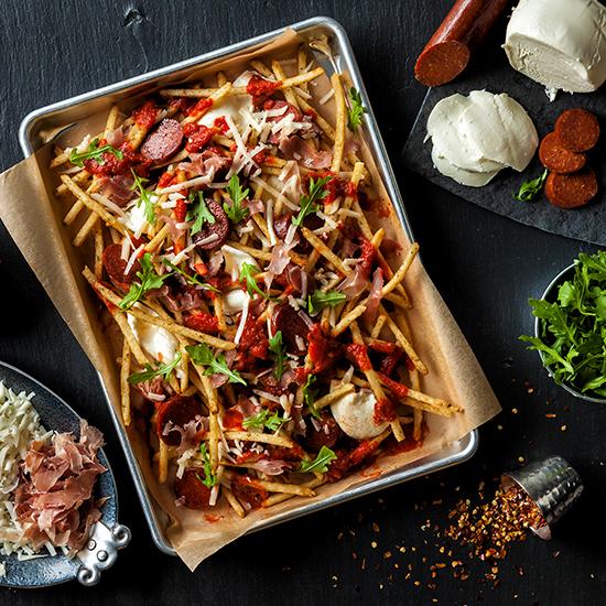 Pizza Fries featuring Simplot Kitchen Craft Recipe | Simplot ...
