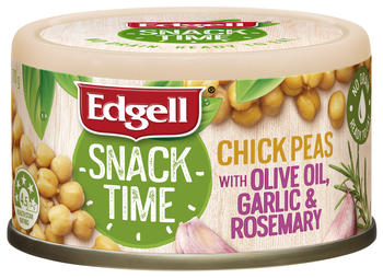 Edgell Chickpea olive garlic rosemary
