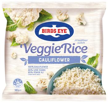 Cauliflower Rice 500g