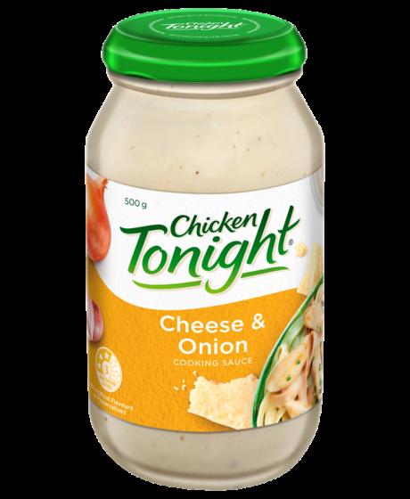 Chicken Tonight Cheese & Onion