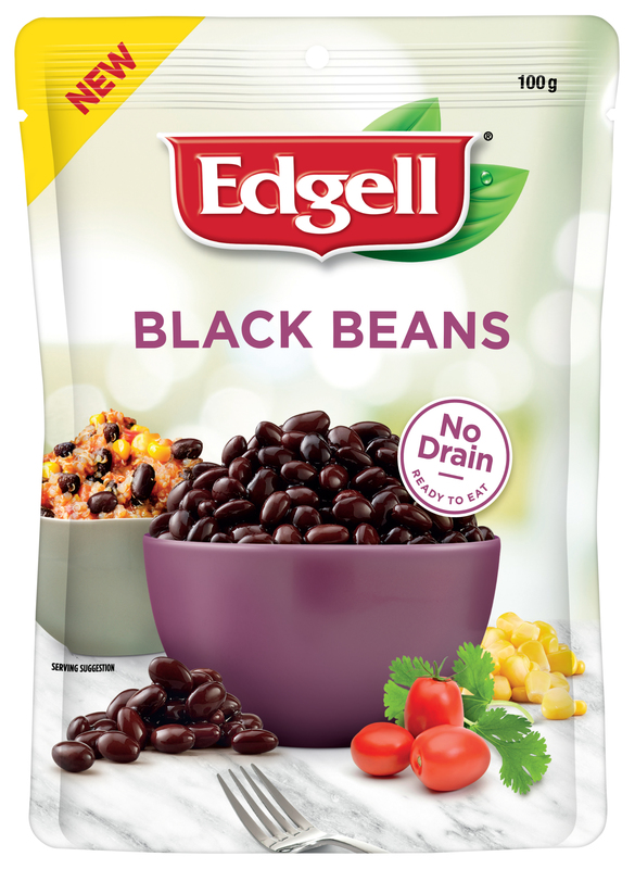 Black Bean No Drain 100g
