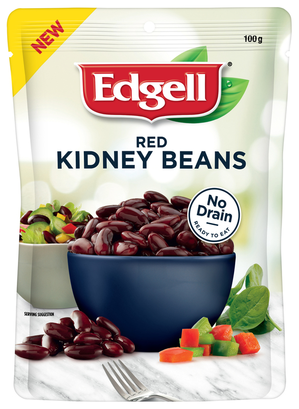 Red Kidney Beans No Drain pouch 100g