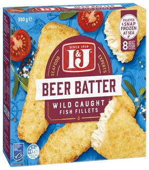 Beer Batter 550g