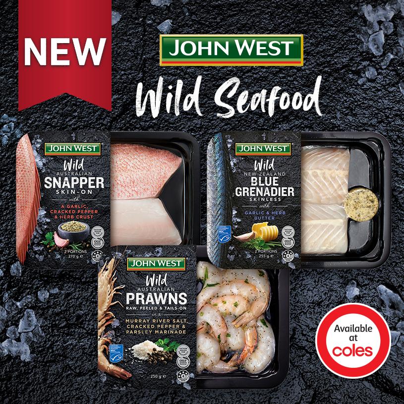 Wild Seafood