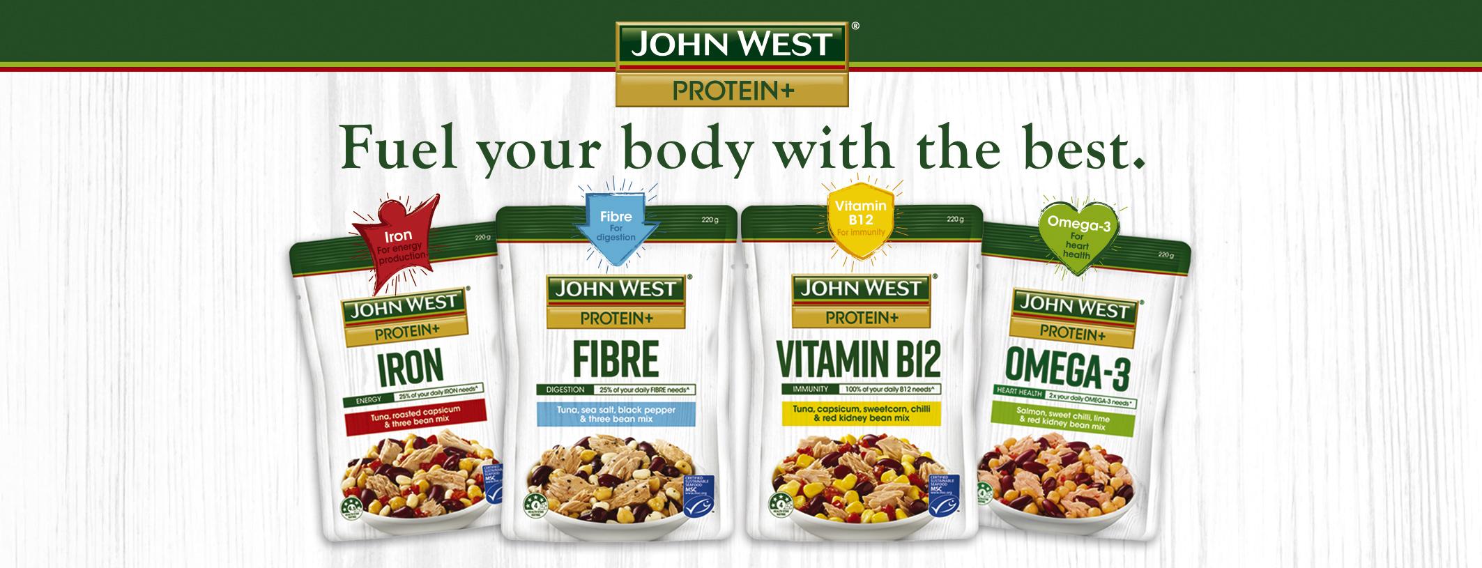 JW Protein Banner