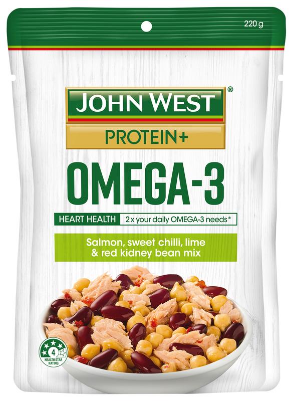 John West Protein+ Salmon