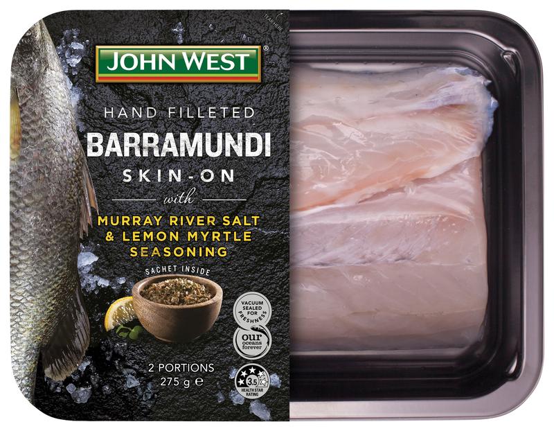 JW Barramundi Lemon Myrtle Seasoning