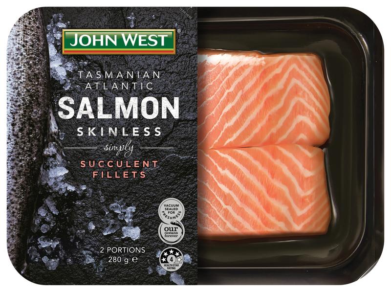 JW Salmon Skinless 280g
