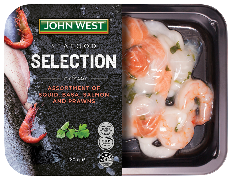 JW Seafood Selection
