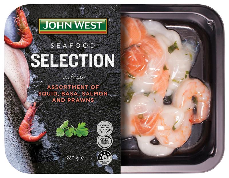 JW Seafood Selection
