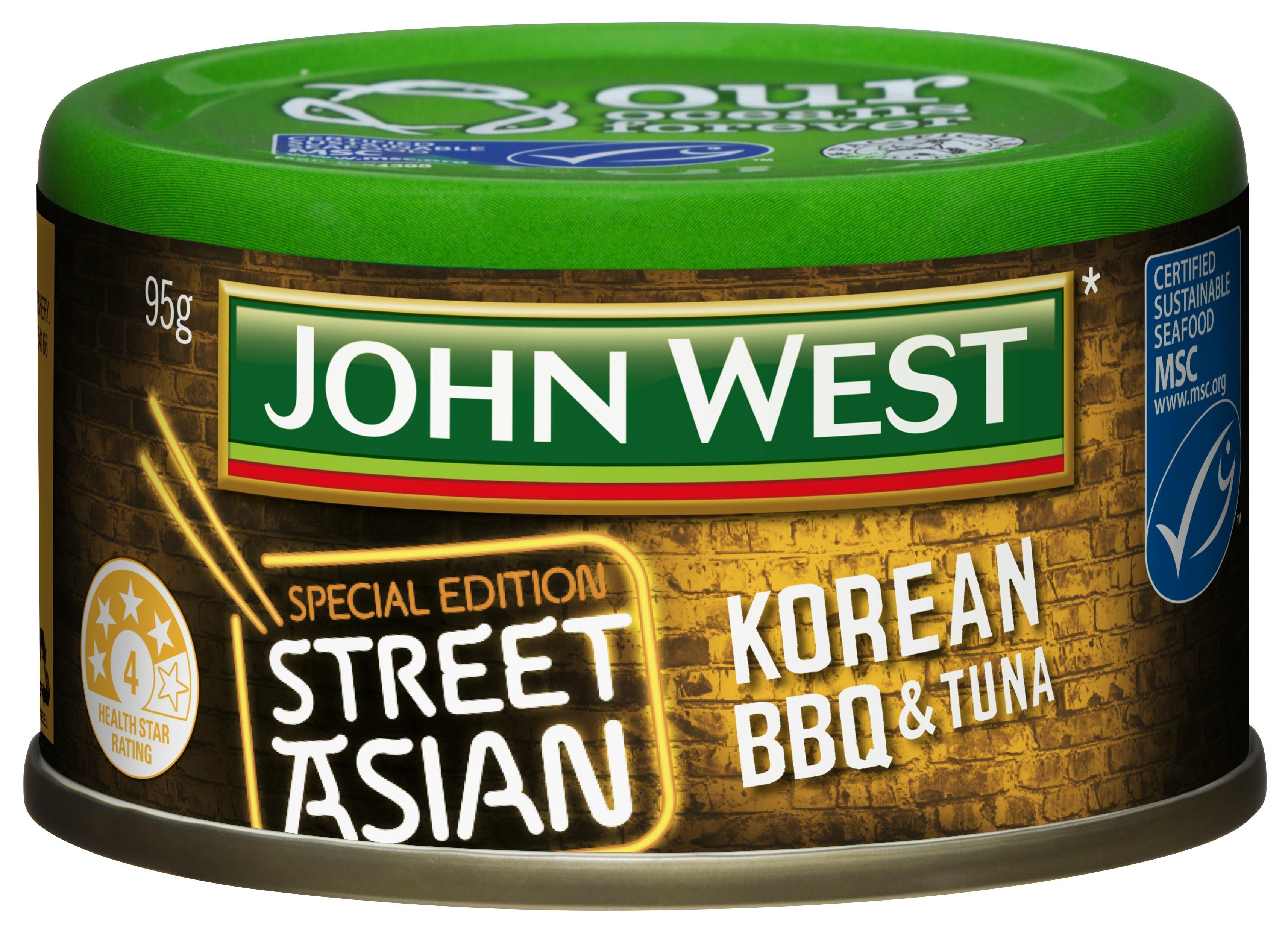 Tuna Street Asian Korean BBQ 95g