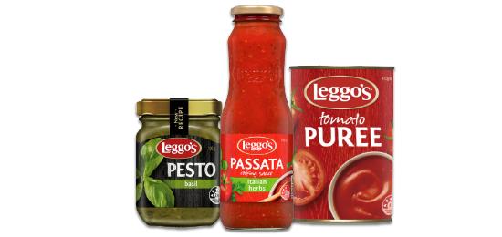 Pesto, Puree & Passata