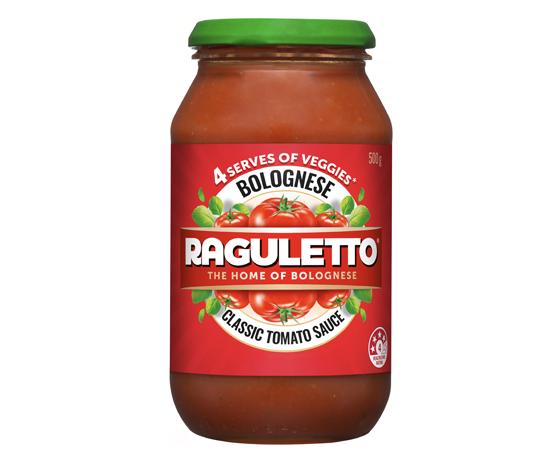 Raguletto Bolognese