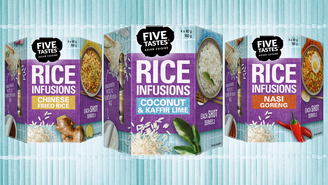 Rice Infusions Photo