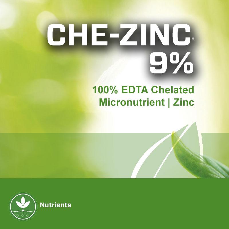 Chelated Zinc 9%