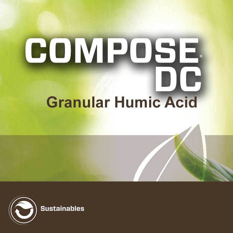Compose DC Granular Humic Acid