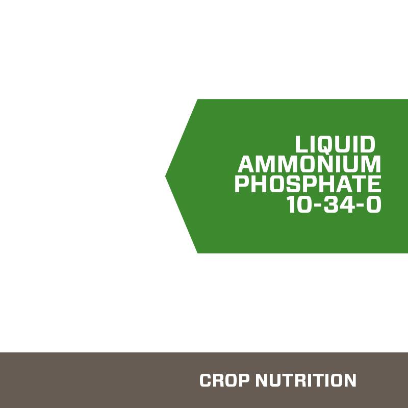 10-34-0 Liquid Ammonium Phosphate