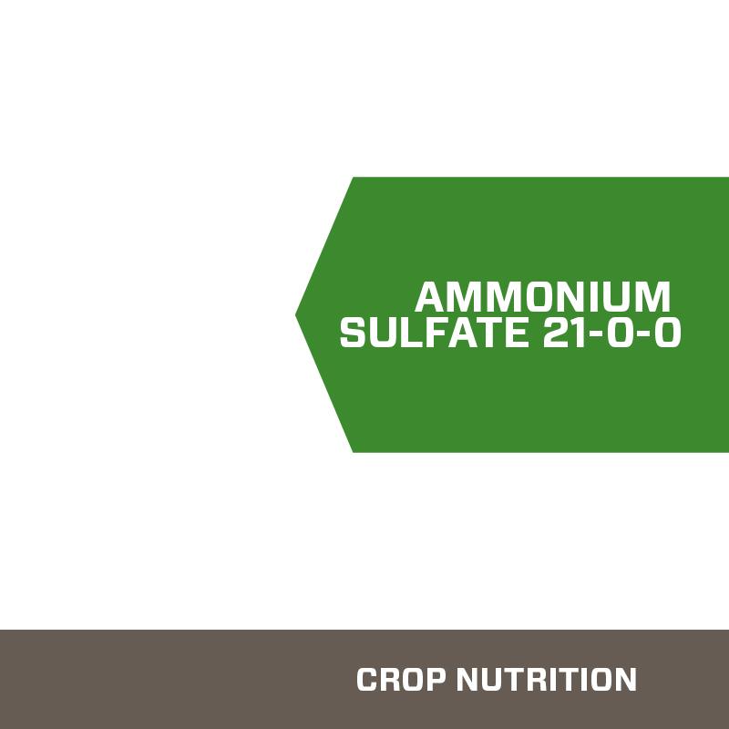 Ammonium Sulfate 21-0-0