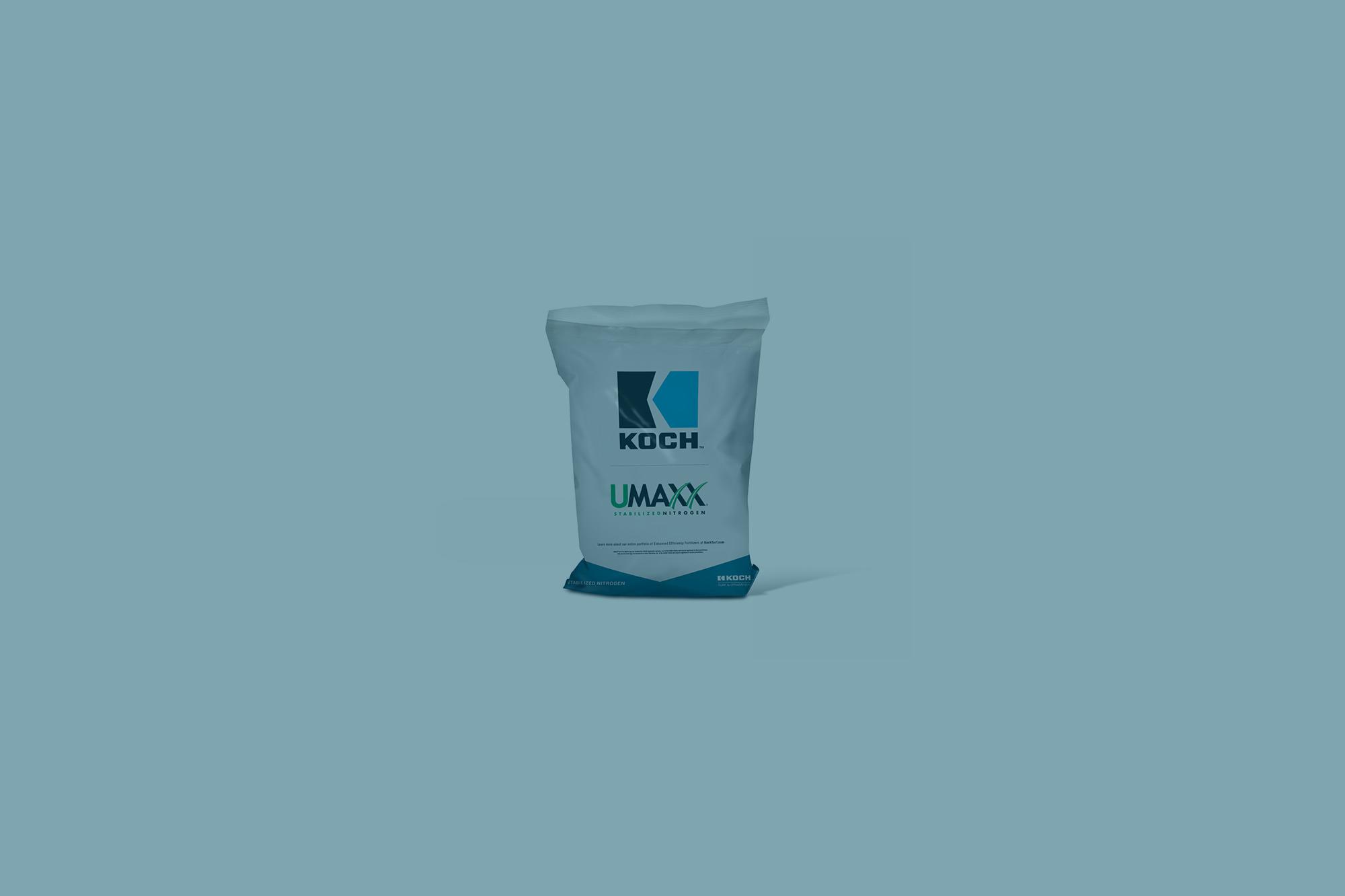 UMAXX Stabilized Nitrogen Turf Fertilizer